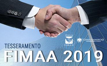 Campagna associativa Fimaa 2019